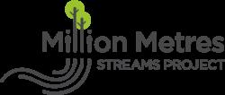 Million Meters Streams Project Logo